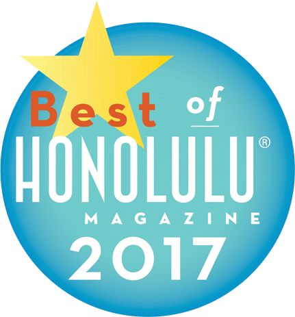 Honolulu Magazine Best of 2017 Ice Cream Treat